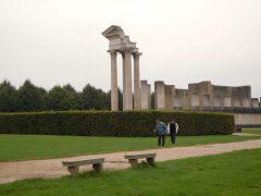 Tempel, Römerpark, Xanten