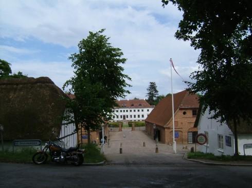 Moesgård Museum, Moesgård Herregård, Århus, Jylland, Danmark