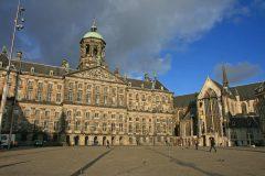 Det kongelige slott, Amsterdam, kanaler, Unescos liste over Verdensarven, Nederland