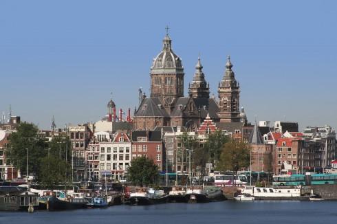 Oude Kerke, Amsterdam, kanaler, Unescos liste over Verdensarven, Nederland