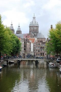 Oude Karke, Amsterdam, kanaler, Unescos liste over Verdensarven, Nederland