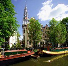 Amsterdam, kanaler, Unescos liste over Verdensarven, Nederland