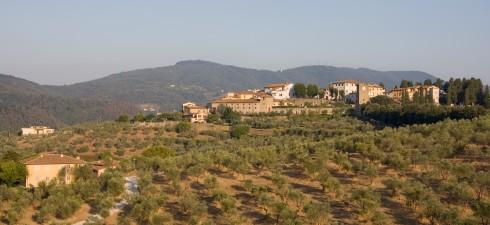 Artimino, Toscana, Midt-Italia, Italia