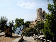 Banalbufar, Mallorca, Balearene, Spania