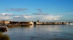 Garonne, Bordeaux, Medoc, Unescos liste over Verdensarven, Vieux ville, gamlebyen, middelalder, Sør-Frankrike, Frankrike