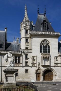 Palais Jacques Coeur, Bourges, bindingsverk, Vieux Ville, Unescos liste over Verdensarven, Vest-Frankrike, Frankrike