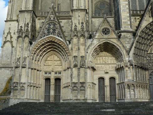 Cathédrale St.-Etienne, Bourges, bindingsverk, Vieux Ville, Unescos liste over Verdensarven, Vest-Frankrike, Frankrike