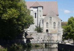 Chartres, Collegiale St André, Cathedrale Notre dame de Chartres, Eure, Eure et Loire, Unescos liste over Verdensarven, Vest-Frankrike, Frankrike