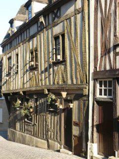 Chartres, Rue des Écuyers, Cathedrale Notre dame de Chartres, Eure, Eure et Loire, Unescos liste over Verdensarven, Vest-Frankrike, Frankrike