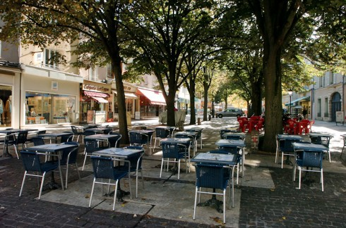 Chartres, Place du Cygne,  Vielle Ville, Cathedrale Notre dame de Chartres, Eure, Eure et Loire, Unescos liste over Verdensarven, Vest-Frankrike, Frankrike