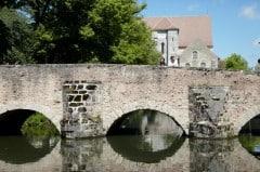 Chartres, Pont du Massacre, Vielle Ville, Cathedrale Notre Dame de Chartres, Eure, Eure et Loire, Unescos liste over Verdensarven, Vest-Frankrike, Frankrike