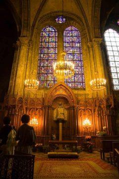 Chartres, Phillier-kapellet, Vielle Ville, Cathedrale Notre Dame de Chartres, Eure, Eure et Loire, Unescos liste over Verdensarven, Vest-Frankrike, Frankrike