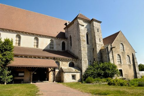 Chartres, Collégiale St André,  Vielle Ville, Cathedrale Notre Dame de Chartres, Eure, Eure et Loire, Unescos liste over Verdensarven, Vest-Frankrike, Frankrike