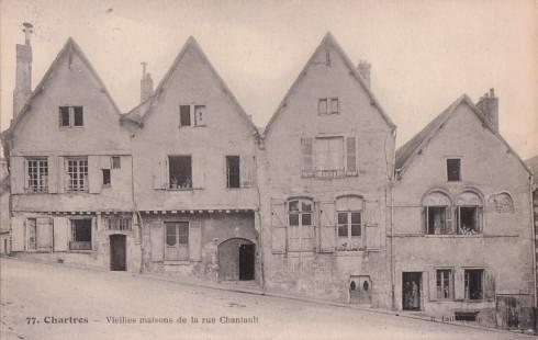 Chartres, Cathedrale Notre dame de Chartres, Eure, Eure et Loire, Unescos liste over Verdensarven, Vest-Frankrike, Frankrike