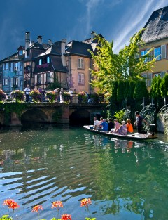Colmar, Alsace, Nord-Frankrike, Frankrike