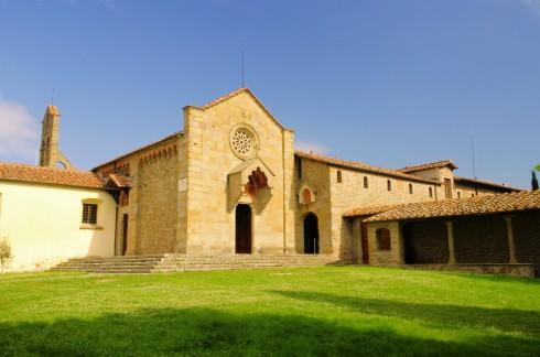Fiesole, Romertid, etruskere, gamleby, historisk, Toscana, Midt-Italia, Italia