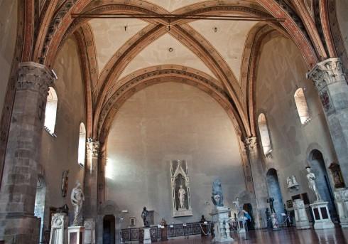 Firenze, Museo Nazionale del Bargello, renessanse, middelalder, Unescos liste over Verdensarven, historisk bydel, gamleby, Toscana, Midt-Italia, Italia
