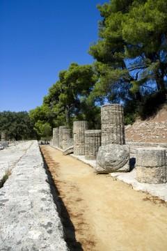 Ialyssos, Rhodos, antikken, Korfarere, Johanitter-ridderne, Øyene, Hellas
