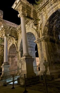 Hadrian, Antalya, Middelhavskysten, Tyrkia