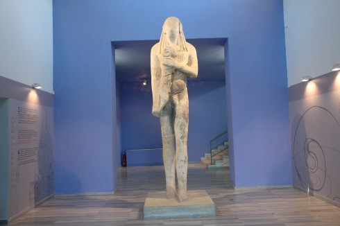 Kouros, Athens National Archeological Musuem, Hellas