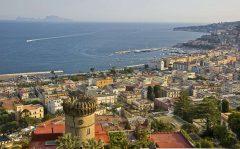Napoli, Unescos liste over Verdensarven, Sør-Italia, Italia
