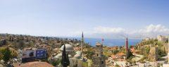 Antalya, Middelhavskysten, Tyrkia