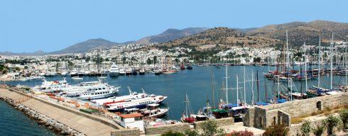 Bodrum, Halikarnassos, Egeerhavskysten, Pamukkale, Efesos, Tyrkia