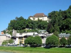 Kapuzinerkloster, Salzburg, Altstadt, Mozart, Unescos liste over Verdensarven, Tyrol og Salzburg, Østerrike