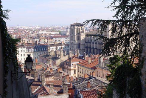 Lyon, romertid, Unescos liste over Verdensarven, Midt-Frankrike