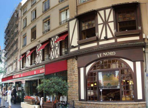 Lyon, romertid, Unescos liste over Verdensarven, renessansen, Midt-Frankrike