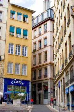 Lyon, Vieux Ville,  romertid, Unescos liste over Verdensarven, renessansen, Midt-Frankrike