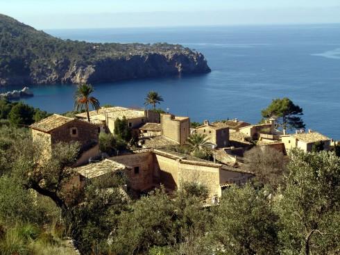 Mallorca, vestkysten, Balearene, Spania