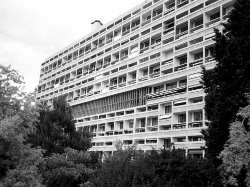 Le Corbusier, Cité Radieuse, Marseille, Unescos liste over Verdensarven, Vieux Port, Vieux ville, gamlebyen, middelalder, Rhône, Sør-Frankrike, Frankrike
