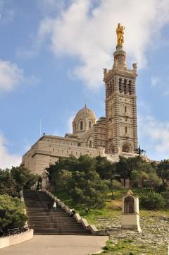 Notre Dame de la Gare, Marseille, Unescos liste over Verdensarven, Vieux Port, Vieux ville, gamlebyen, middelalder, Rhône, Sør-Frankrike, Frankrike
