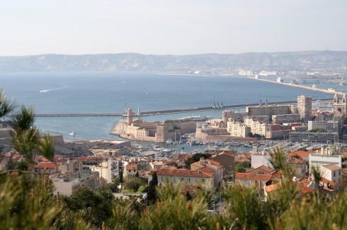 Marseille, Unescos liste over Verdensarven, Vieux Port, Vieux ville, gamlebyen, middelalder, Rhône, Sør-Frankrike, Frankrike
