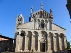 San Cerbone, Duomo, Massa Marittima, gamleby, historisk, Toscana, Midt-Italia, Italia