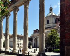 Renessanseklosteret San Lorenzo Maggiore, Milano, Unescos liste over Verdensarven, Lombardia, Nord-Italia-Italia