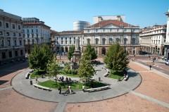 operae Teatro La Scala, Milano, Unescos liste over Verdensarven, Lombardia, Nord-Italia-Italia