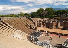 Pompeii, Napoli, renessanse, normannere, middelalder, Unescos liste over Verdensarven, historisk bydel, gamleby, Campania, Sør-Italia, Italia