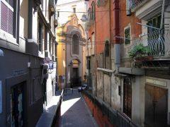Napoli, renessanse, normannere, middelalder, Unescos liste over Verdensarven, historisk bydel, gamleby, Campania, Sør-Italia, Italia