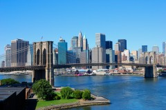 New York City Skyline and Brooklyn Bridge, Unescos liste over Verdensarven, USA