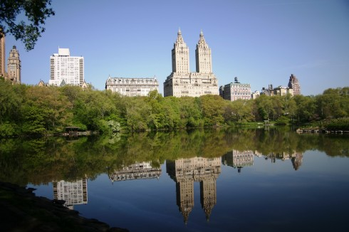 New York, Central Park, Unescos liste over Verdensarven, USA
