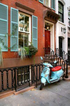 New York, Vespa à la Chelsea, Unescos liste over Verdensarven, USA