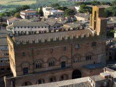 Orvieto, middelalder, Umbria, Midt-Italia, italia
