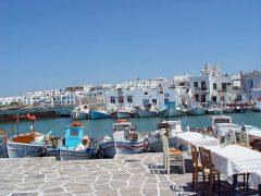 Naoussa Paros, Hellas