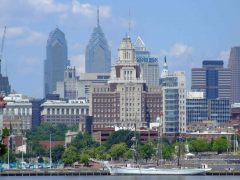 Philadelphia skyline, Unescos liste over Verdensarven, USA