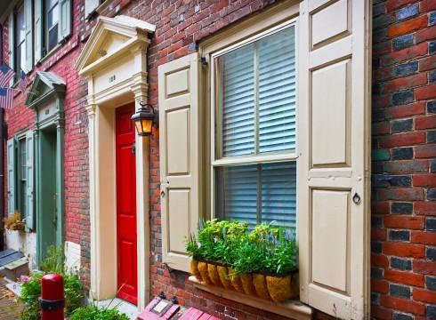 Philadelphia Row Houses, Unescos liste over Verdensarven, USA