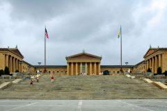 Philadelphia, Museum of Art, Unescos liste over Verdensarven, USA