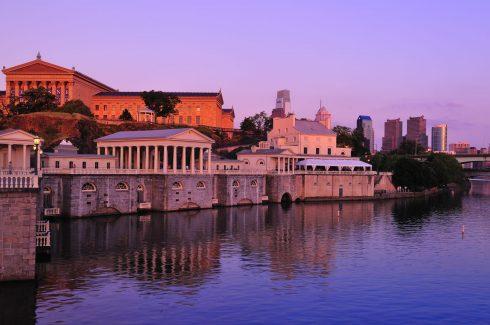 Philadelphia Waterworks on Schuykill River, Unescos liste over Verdensarven, USA