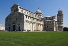Pisa i Toscana er på Unescos liste over Verdensarven, Midt-Italia, Italia